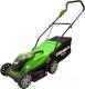 Газонокосилка электрическая Greenworks G40LM35K4 (2501907UB) -
