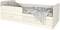 Кровать-тахта Интерлиния Анеси-5 (вудлайн) -