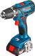 Профессиональная дрель-шуруповерт Bosch GSR 18-2-LI Plus Professional (0.615.990.L29) -