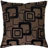 Подушка декоративная MATEX Siena Cuadro / 12-115 (коричневый) -