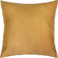Подушка декоративная MATEX Alcantara / 14-126 (карамельный) -