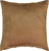 Подушка декоративная MATEX Alcantara / 14-140 (коричневый) -