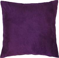 Подушка декоративная MATEX Alcantara / 14-188 (фиолетовый) -