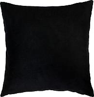 Подушка декоративная MATEX Alcantara / 14-201 (черный) -