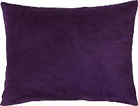Подушка декоративная MATEX Alcantara / 14-195 (фиолетовый) -
