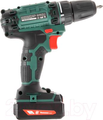 Аккумуляторная дрель-шуруповерт Hammer Flex ACD120Li
