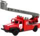 Автомобиль игрушечный Технопарк Урал Пожарная машина / SB-16-55-A-WB -