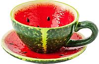 Чашка с блюдцем Home and You Kawon 44168-ZIE-FIL -