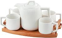 Набор для чая/кофе Home and You Liners 44190-BIA-DZBAN -