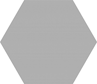 Плитка Codicer Gres Basic Silver Hex (250x220) -