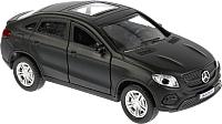 Автомобиль игрушечный Технопарк Mercedes-Benz Gle Coupe / GLE-COUPE-BE (матовый черный) -