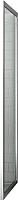 Душевая стенка Roltechnik Lega Line LLB/100 (хром/intimglass) -