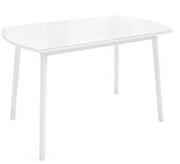 Обеденный стол Listvig Винер G (белый) -