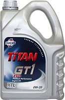 Моторное масло Fuchs Titan GT1 Evo 0W20 / 601411410 (5л) -