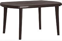 Стол садовый Keter Elise Jardin 236000 (коричневый) -