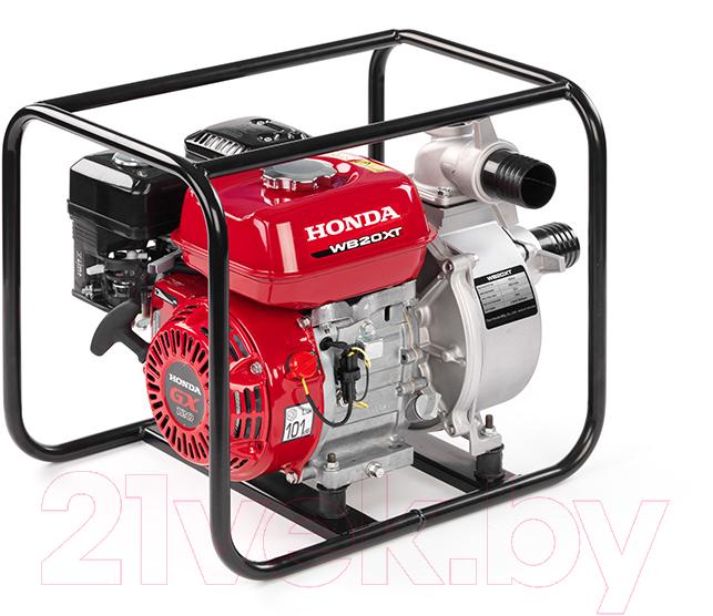 Купить Мотопомпа Honda, WB20XT4-DR-X, Китай