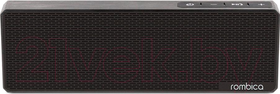 Купить Портативная колонка Rombica, Mysound BT-11 2C (черный), Китай