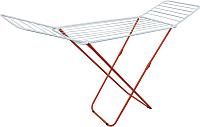 Сушилка для белья Perfecto Linea 46-021821 (бело-красный) -