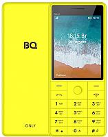 Мобильный телефон BQ Only BQ-2815 (желтый) -