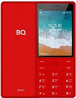 Мобильный телефон BQ Only BQ-2815 (красный) -
