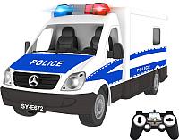 Радиоуправляемая игрушка Double Eagle Спецтехника. Полицейская машина / E672-003 -