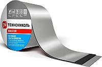 Гидроизоляционная лента Технониколь Nicoband 10000x300x1.5 (серебристый) -