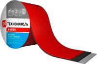Гидроизоляционная лента Технониколь Nicoband 3000х100x1.5 (красный) -