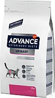 Корм для кошек Advance VetDiets Urinary (1.5кг) -