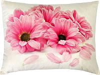 Подушка декоративная MATEX Delicate / 09-412 (молочный/розовый) -