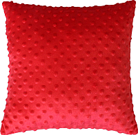 Подушка декоративная MATEX Hill / 11-378 (красный) -