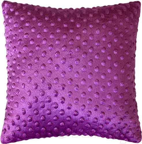 Купить Подушка декоративная MATEX, Hill / 11-385 (фиолетовый), Беларусь