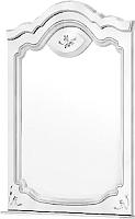 Зеркало Мебель-Неман Орхидея СП-002-17Д2 (белый полуглянец) -