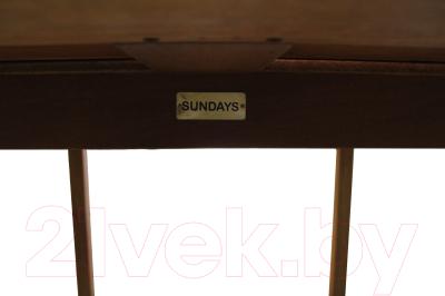 Стол садовый Sundays Family 88010 (акация)