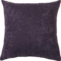 Подушка декоративная MATEX Velours / 06-190 (фиолетовый) -