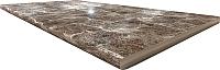 Столешница для шкафа-стола Интерлиния Опал шоколад 26 (100x60) -