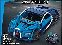 Конструктор управляемый CaDa Bugatti / C51053W (419эл) -