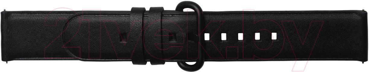 Купить Ремешок для умных часов Samsung, Braloba Active Leather / GP-XVR500BRCBW (черный), Россия