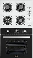 Комплект встраиваемой техники Zorg Technology BE6 BL + BP2 FW WH -