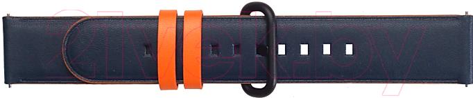 Купить Ремешок для умных часов Samsung, Braloba Active Leather Dress / GP-XVR500BRDBW (черный), Россия