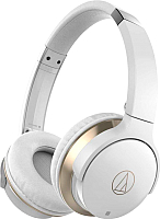 Наушники-гарнитура Audio-Technica ATH-AR3BT (белый) -