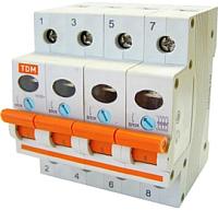 Выключатель нагрузки TDM SQ0211-0040 (мини-рубильник) -