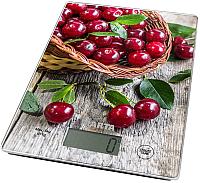 Кухонные весы Marta MT-1634 (садовая вишня) -