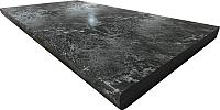 Столешница для шкафа-стола Интерлиния Кастило темный 38 (140x60) -