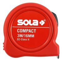 Рулетка Sola Compact CO (50500201) -
