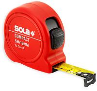 Рулетка Sola Compact CO (50500501) -