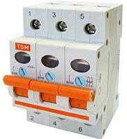 Выключатель нагрузки TDM SQ0211-0025 (мини-рубильник) -