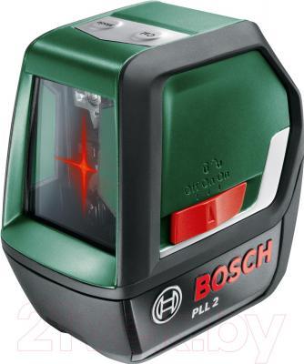 Лазерный нивелир Bosch PLL 2 (0.603.663.420) - общий вид