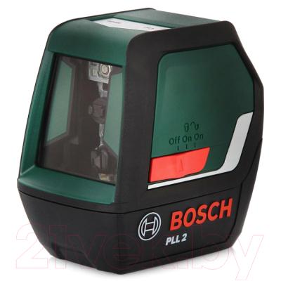 Лазерный нивелир Bosch PLL 2 (0.603.663.420)