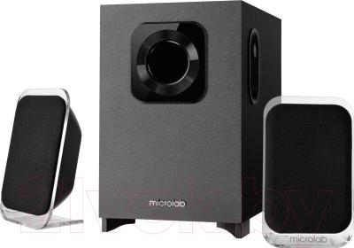 Мультимедиа акустика Microlab M 113 (черный)