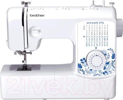 Швейная машина Brother Artwork 37А - общий вид